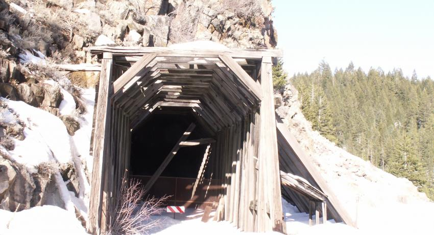Bear Gulch Tunnel